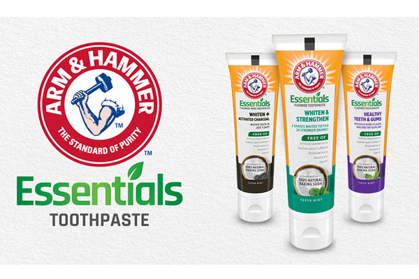 Free Arm & Hammer™ Toothpaste