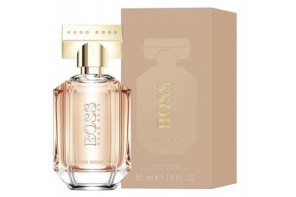 Free Hugo Boss Perfume