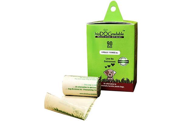 Free Pet Waste Bags