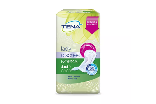 Free Tena Pads Kit