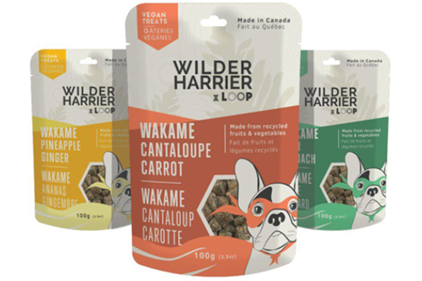 Free Wilder Harrier Pet Food