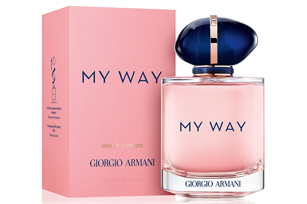 Free Armani Perfume