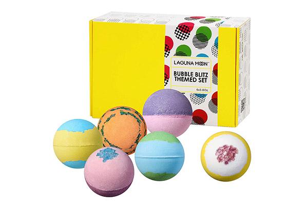 Free Bathbomb Gift Set