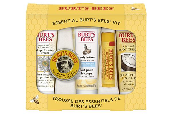 Free Burt's Bees Gift Set