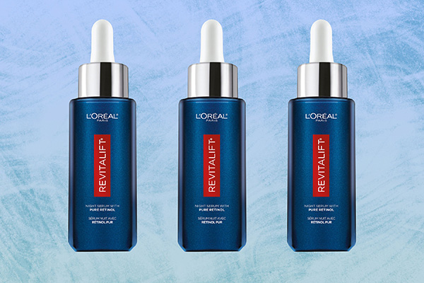 Free L'Oréal Revitalift Serum