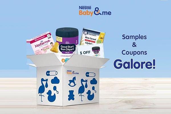 Free Nestlé Baby Bundle
