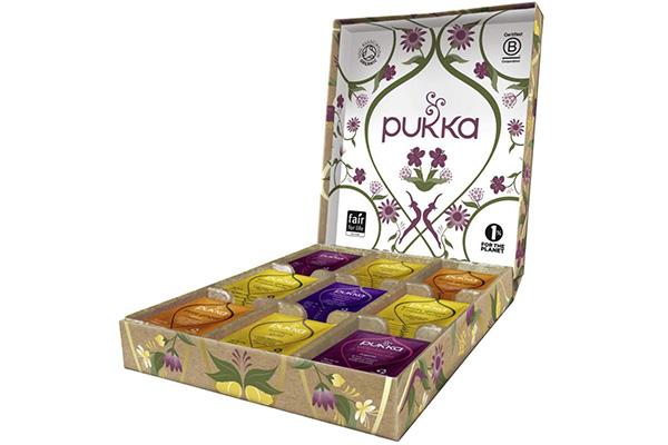 Free Pukka Tea Gift Set