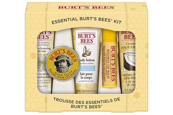 Free Burts Bee's Gift Set