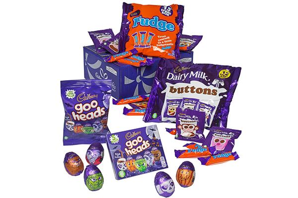 Free Cadbury Halloween Hamper