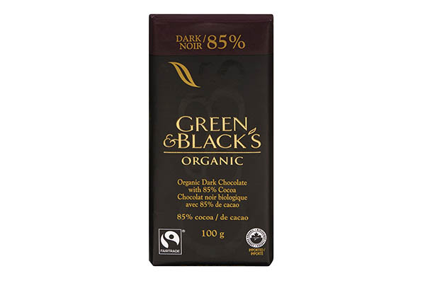 Free Green & Black's Dark Chocolate