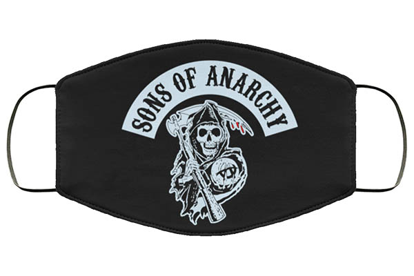 Free Sons of Anarchy Face Mask