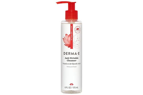 Free Derma E Anti-Wrinkle Cleanser