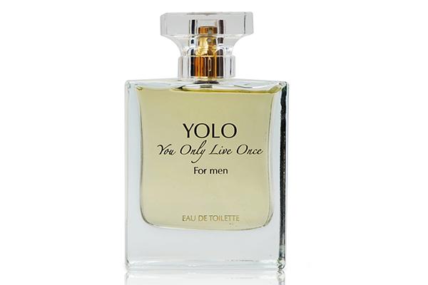 Free YOLO Perfume