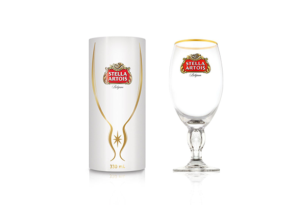 Free Stella Beer Glass