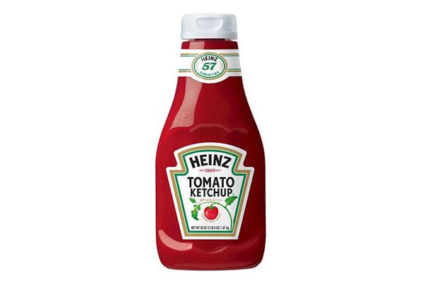 Free Heinz Ketchup Glass Bottle
