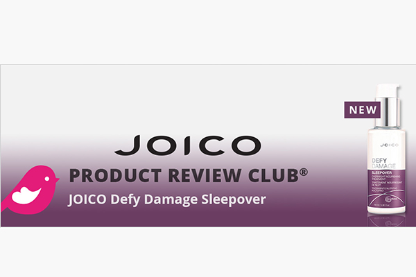 Free Joico Sleepover Overnight Hair Treatment