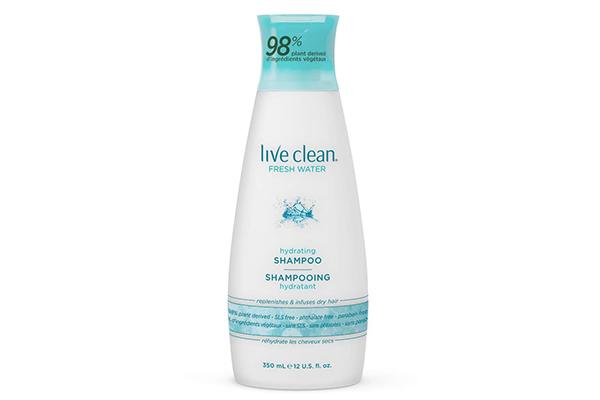 Free Live Clean Shampoo