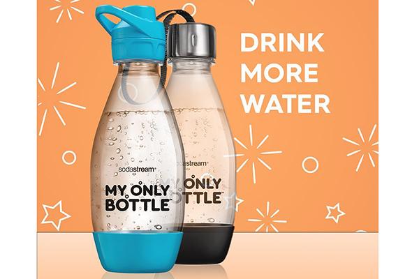 Free SodaStream Water Bottle