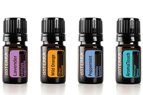 Free doTERRA Essential Oils