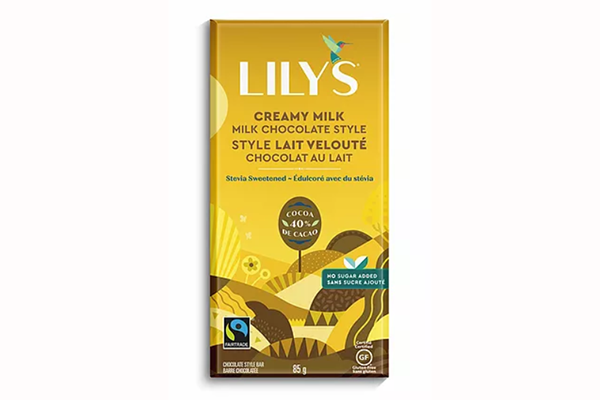 Free Lily's Chocolate Bar