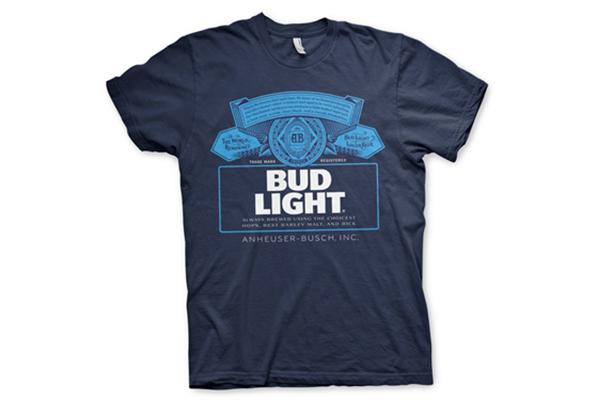 Free Bud Light T-Shirt
