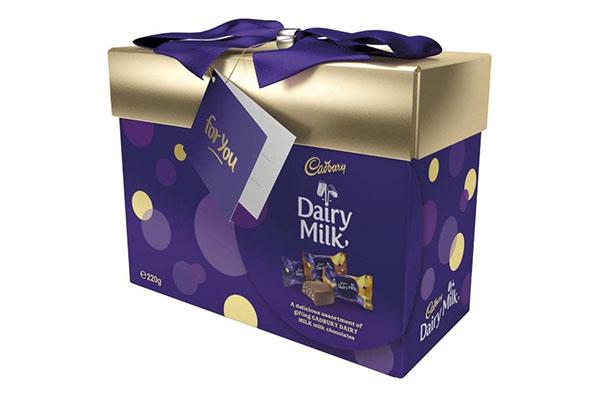 Free Cadbury Gift Box