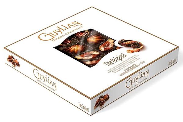 Free Guylian Belgian Chocolate Box