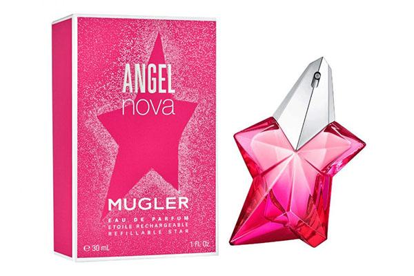 Free Mugler Angel Perfume