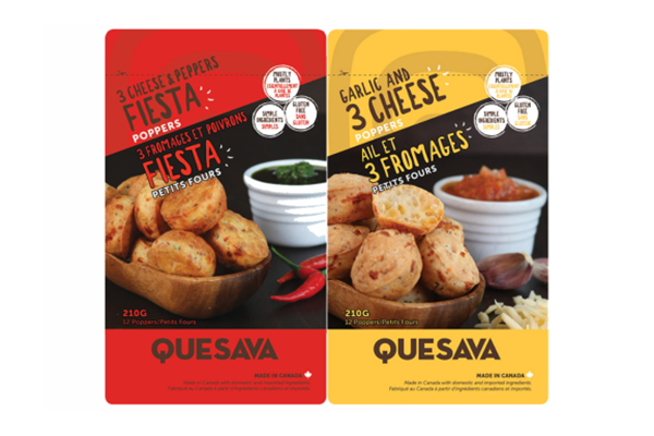 Free Quesava Cheese Poppers