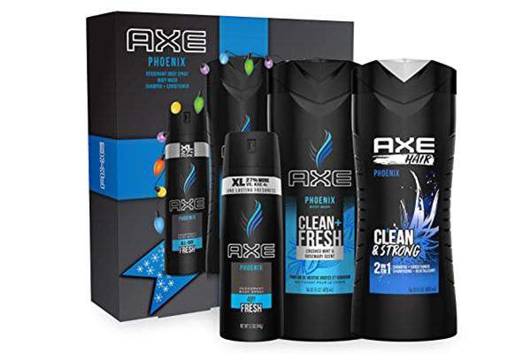 Free AXE Gift Set