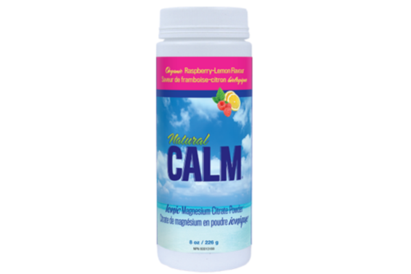 Free Natural Calm Magnesium Drink