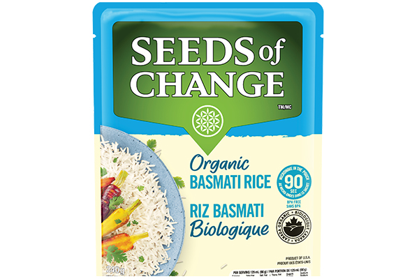 Free Seeds of Change Rice