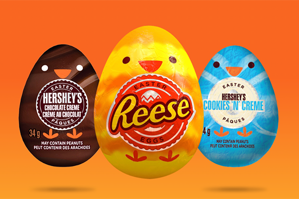 Free Hershey Easter Egg