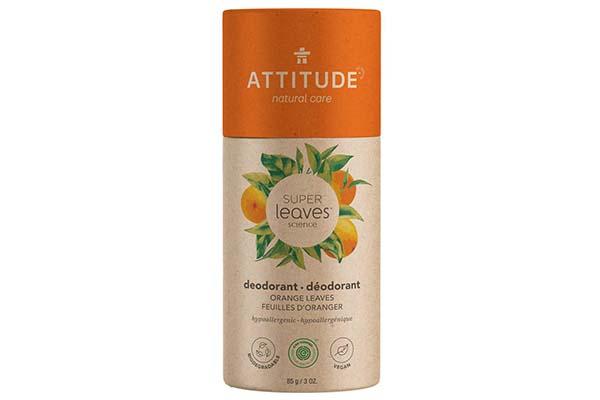 Free ATTITUDE Natural Deodorant