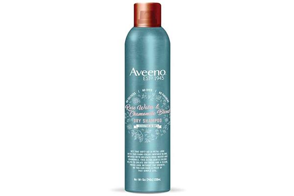 Free Aveeno Rose Water Shampoo