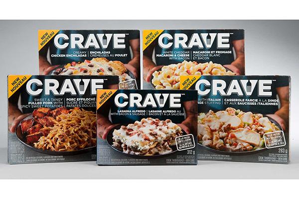 Free Crave Frozen Meals