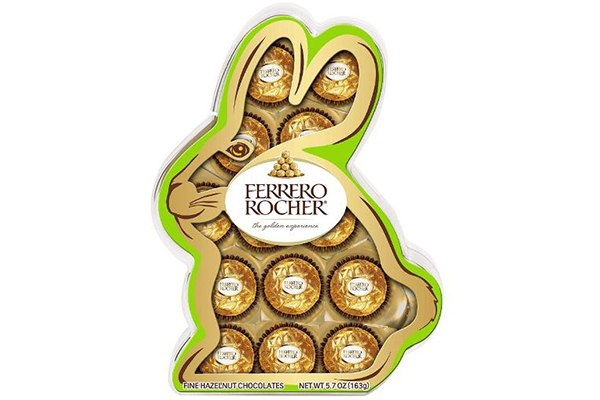 Free Ferrero Rocher Easter Bunny