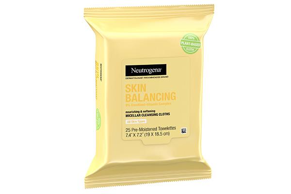 Free Neutrogena® Cleansing Wipes