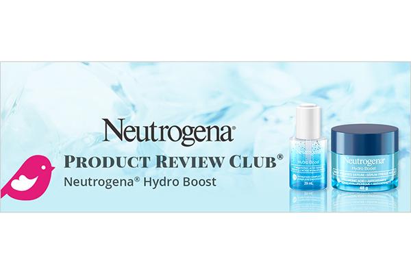 Free Neutrogena® Hydro Night Serum