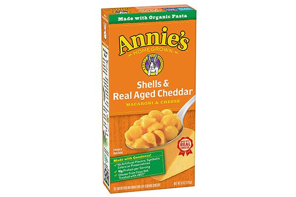 Free Annie's Mac & Cheese
