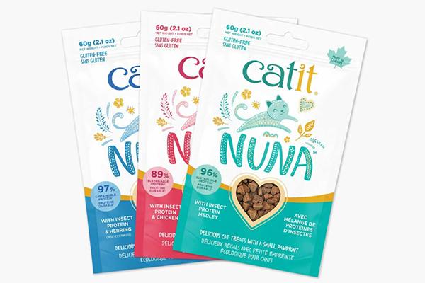Free Catit Nuna Treats