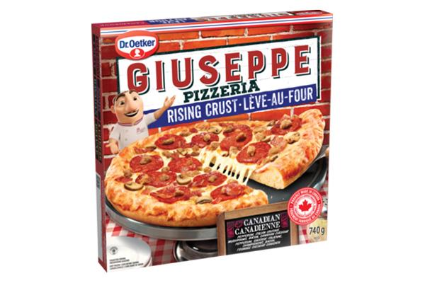 Free Dr. Oetker Frozen Pizza