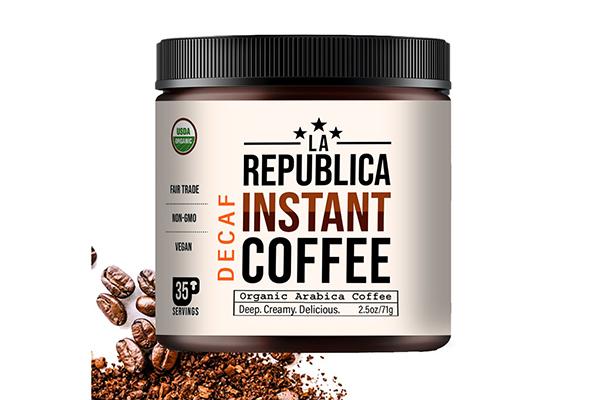 Free La Republica Coffee