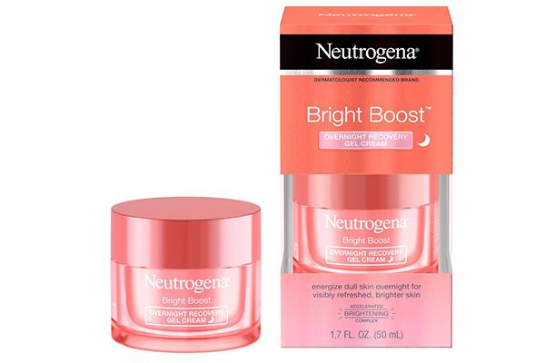 Free Neutrogena® Bright Boost™ Gel Cream