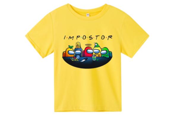 Free Among Us T-Shirt