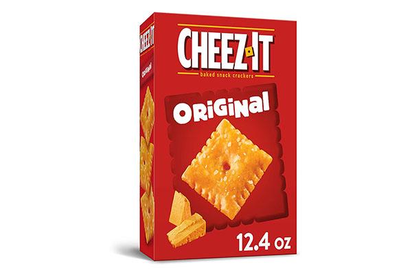 Free Cheez-It Box