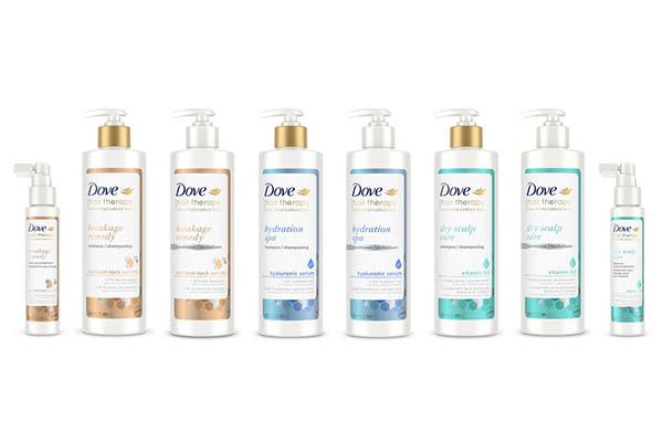 Free Dove Hair Therapy Shampoo