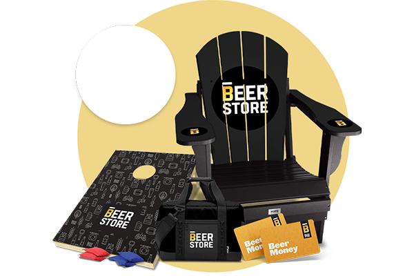 Free Beer Store Summer Set