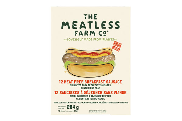 Free Meatless Farm Co Sausages
