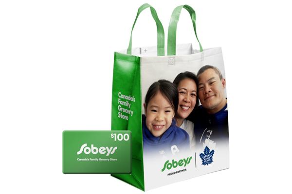 Free Sobeys Shopping Bag